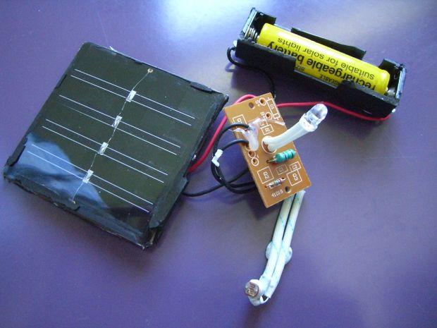 Lampioni da Giardino ad Energia Solare [guida]